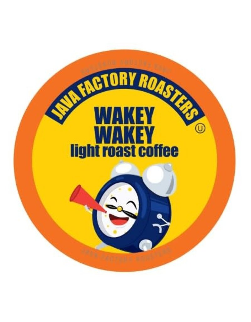 Java Factory Java Factory - Wakey Wakey single