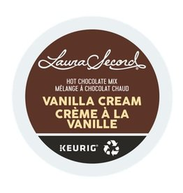 Keurig Laura Secord - Hot Choc Vanilla Cream single