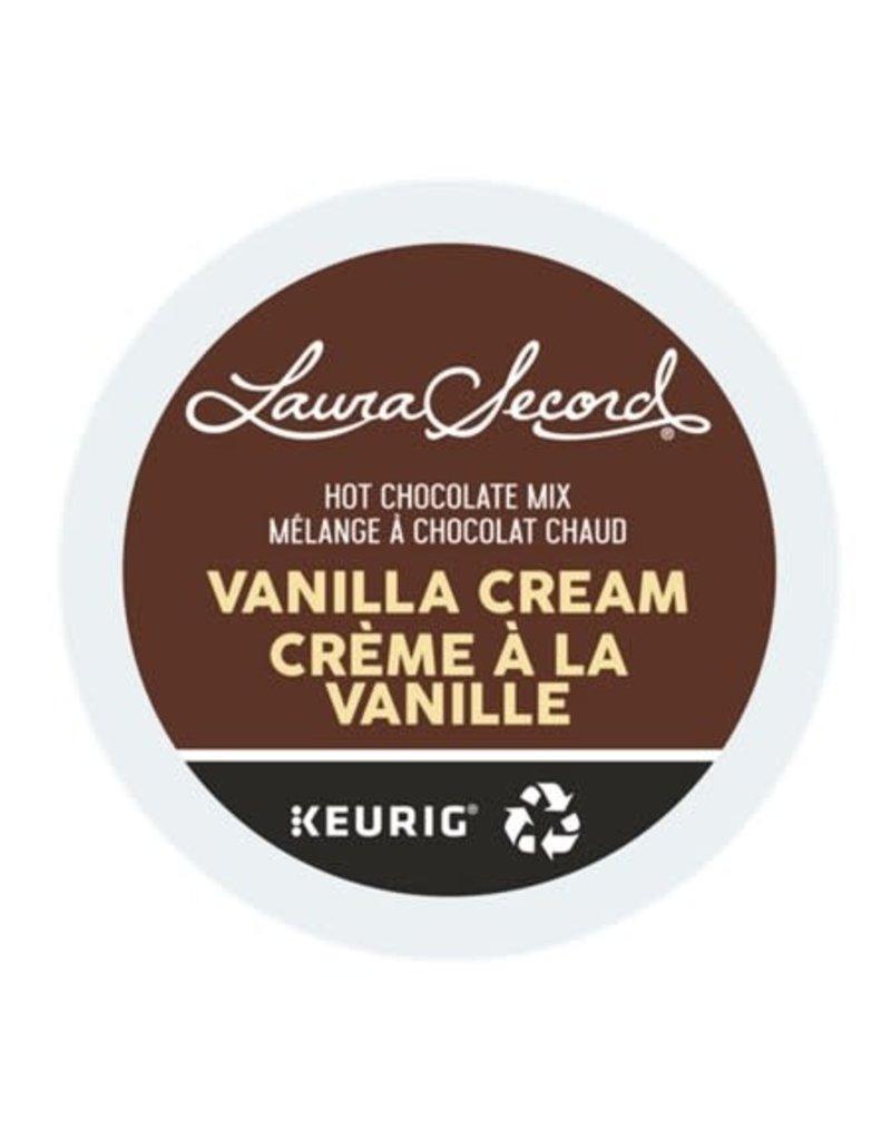 Keurig Laura Secord - Hot Choc Vanilla Cream single
