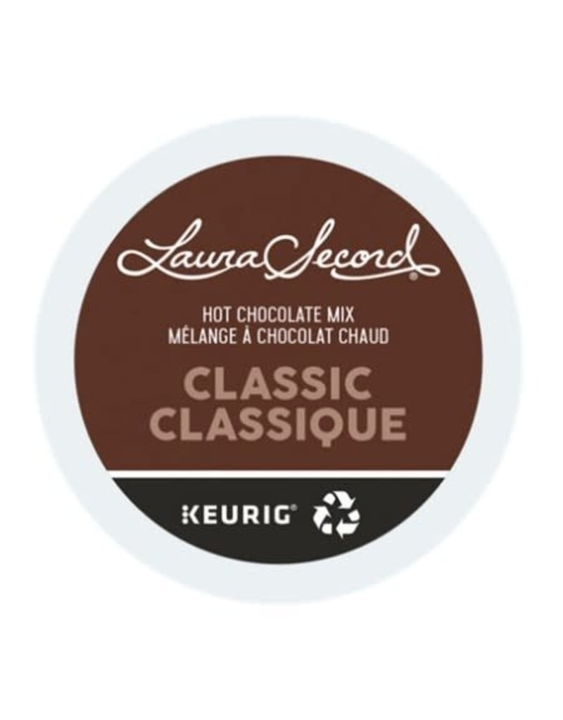 Keurig Laura Secord - Hot Chocolate single