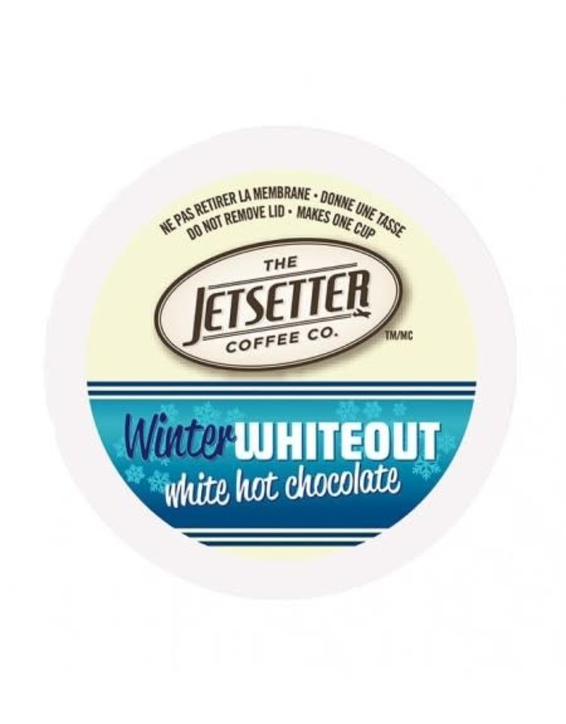 Jetsetter Jetsetter - Winter Whiteout single