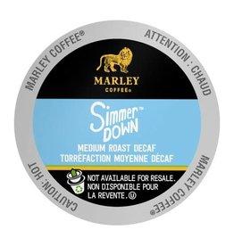 Marley Marley - Simmer Down Decaf single
