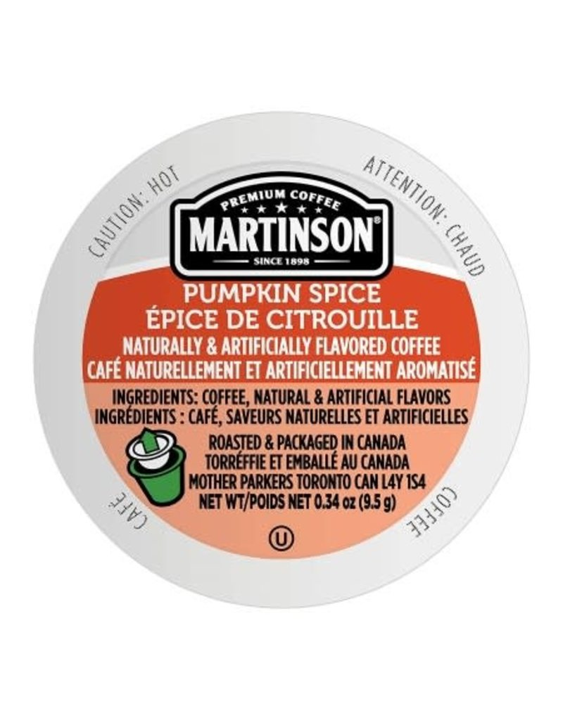 Martinson Coffee Martinson - Pumpkin Pie single