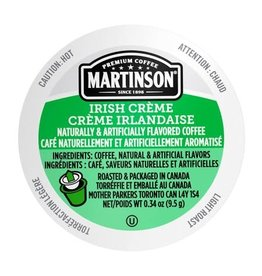 Martinson Coffee Martinson - Irish Creme single