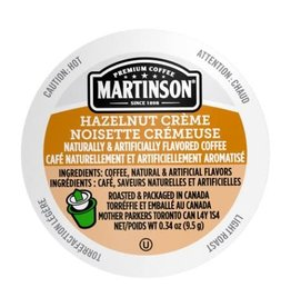 Martinson Coffee Martinson - Hazelnut Creme single
