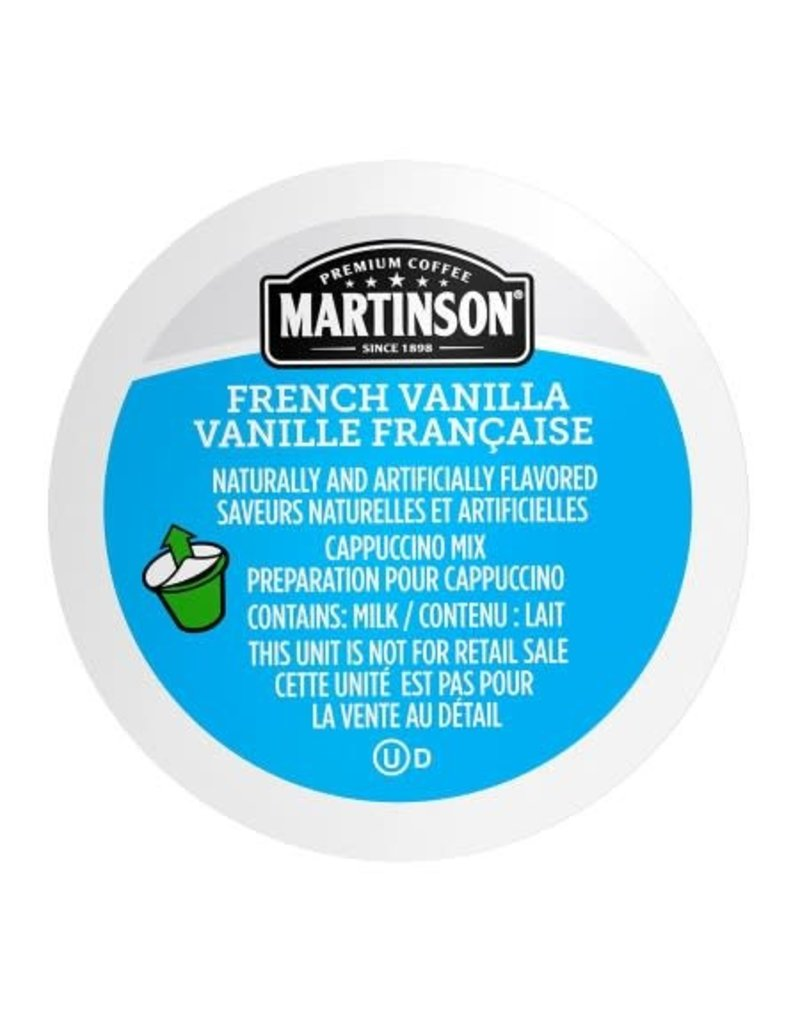 Martinson Coffee Martinson - French Vanilla Capp single