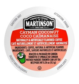 Martinson Coffee Martinson - Cayman Coconut single