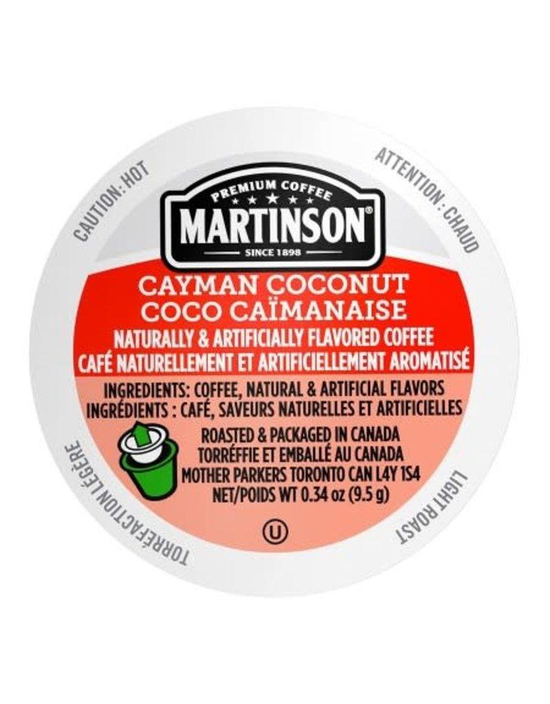 Martinson Coffee Martinson - Cayman Coconut single