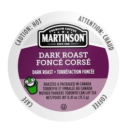 Martinson Coffee Martinson - Dark Roast single