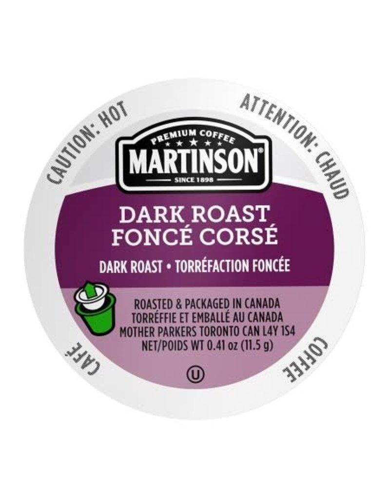 Martinson Coffee Martinson - Dark Roast single