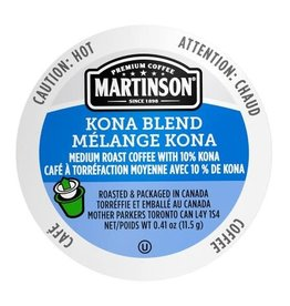 Martinson Coffee Martinson - Kona Blend single