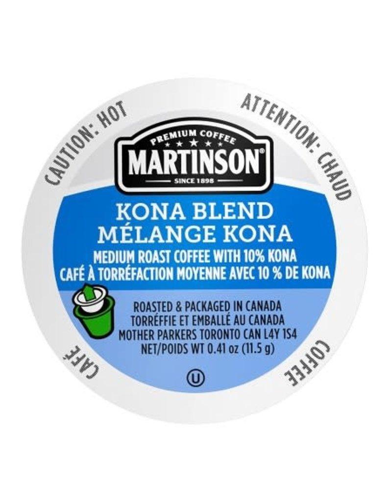 Martinson Coffee Martinson - Kona Blend single