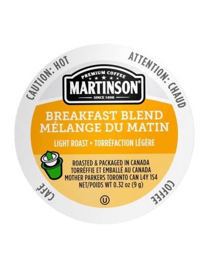 Martinson Coffee Martinson - Breakfast single