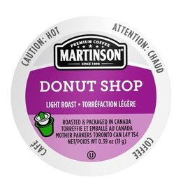 Martinson Coffee Martinson - Donut Shop single