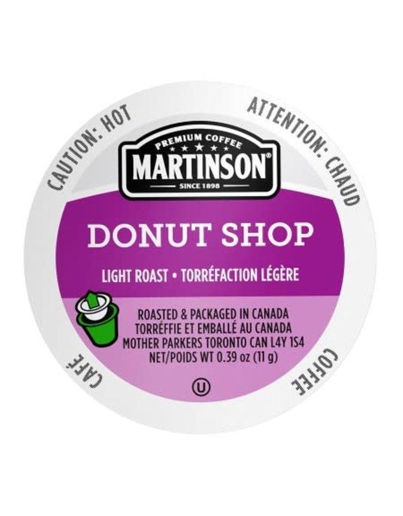 Martinson Coffee Martinson - Donut Shop single