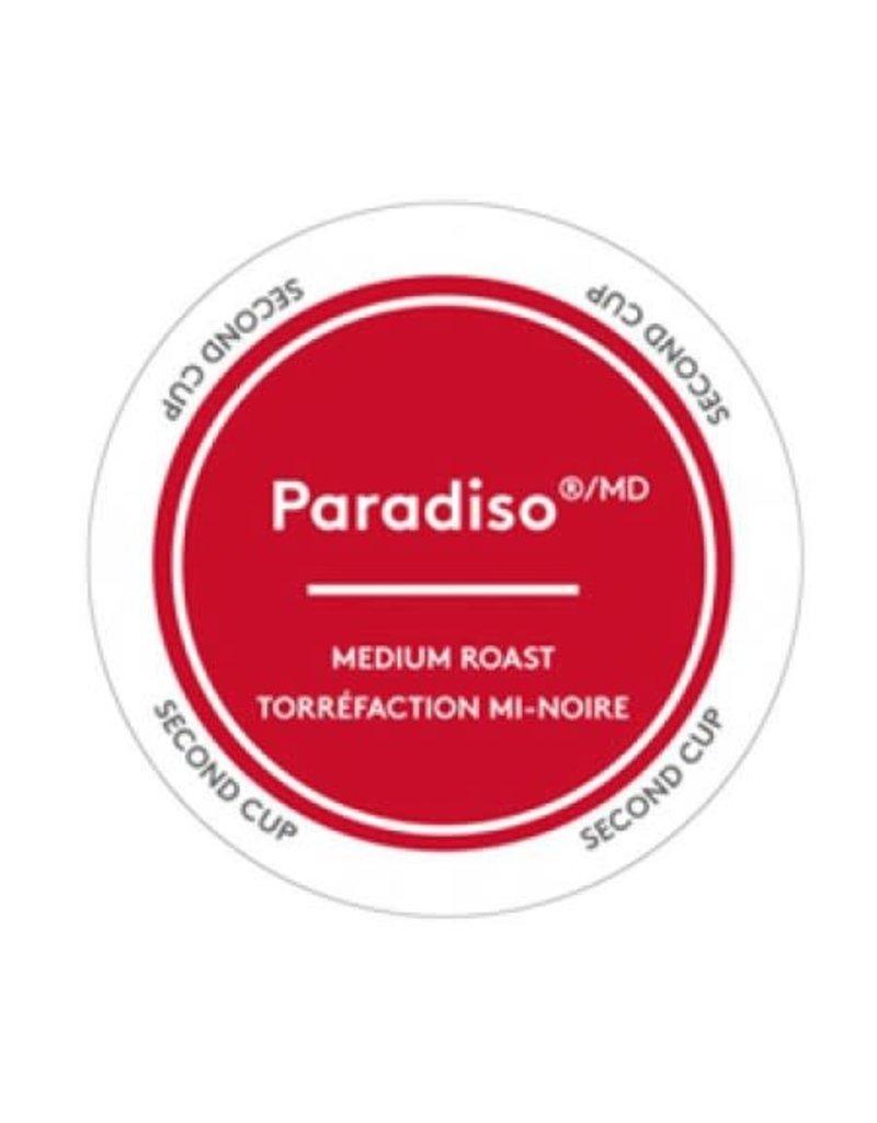 Second Cup Second Cup - Paradiso Medium single