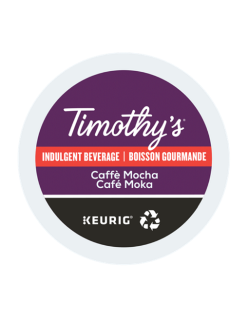 Timothy's Timothy's - Caffe Mocha single