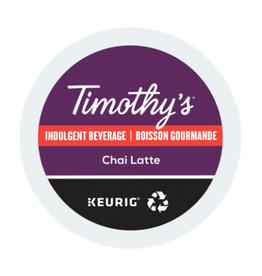 Timothy's Timothy's - Chai Latte single