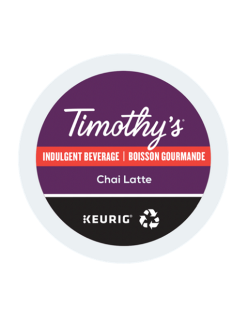 Timothy's Timothy's - Chai Latte single