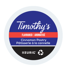 Timothy's Timothy's - Cinnamon Pastry single