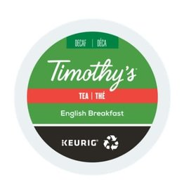 Timothy's Timothy's - English Breakfast Decaf single