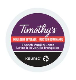 Timothy's Timothy's - French Vanilla Latte single