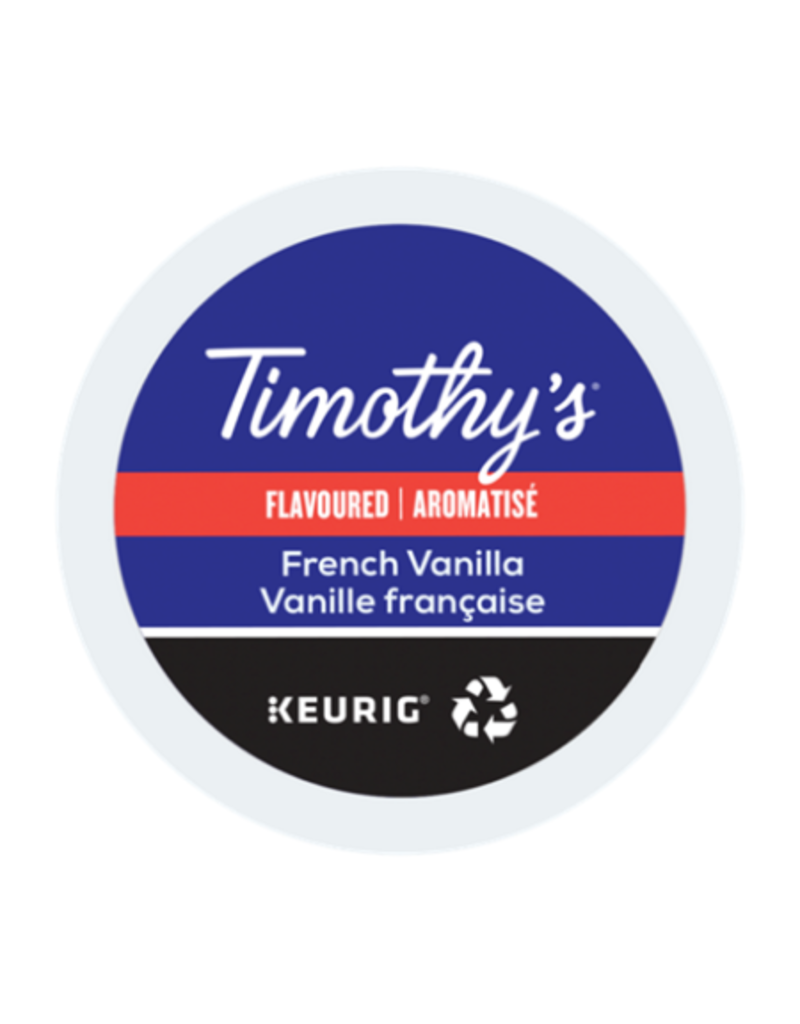 Timothy's Timothy's - French Vanilla single