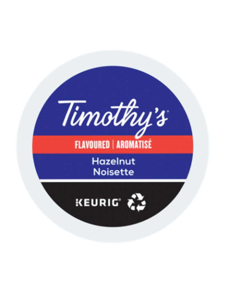 Timothy's Timothy's - Hazelnut single
