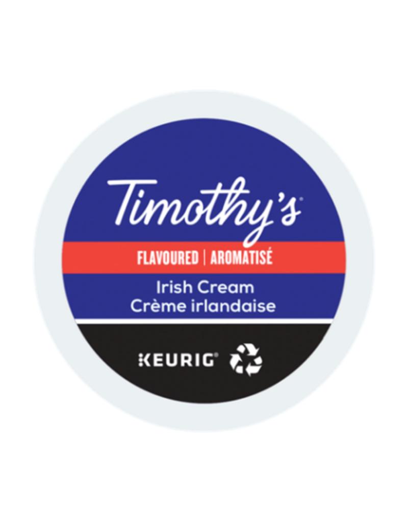 Timothy's Timothy's - Irish Cream single