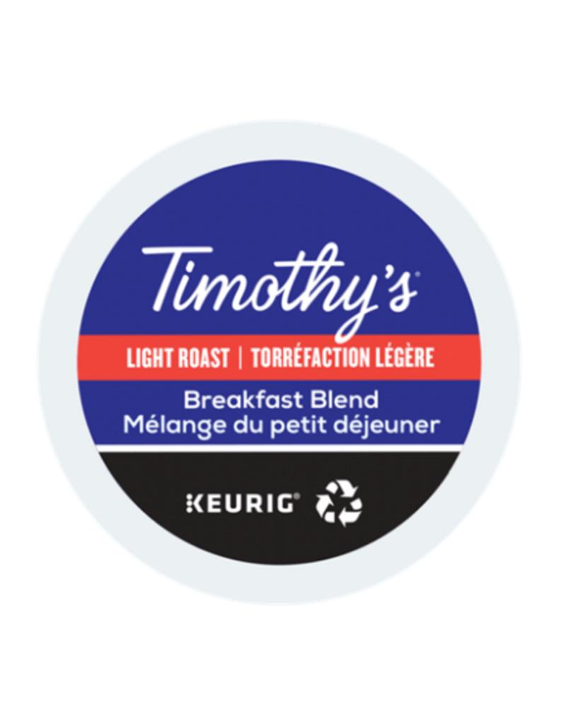Timothy's Timothy's - Breakfast Blend single
