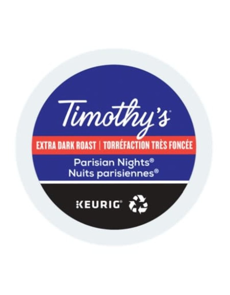 Timothy's Timothy's - Parisian Nights single