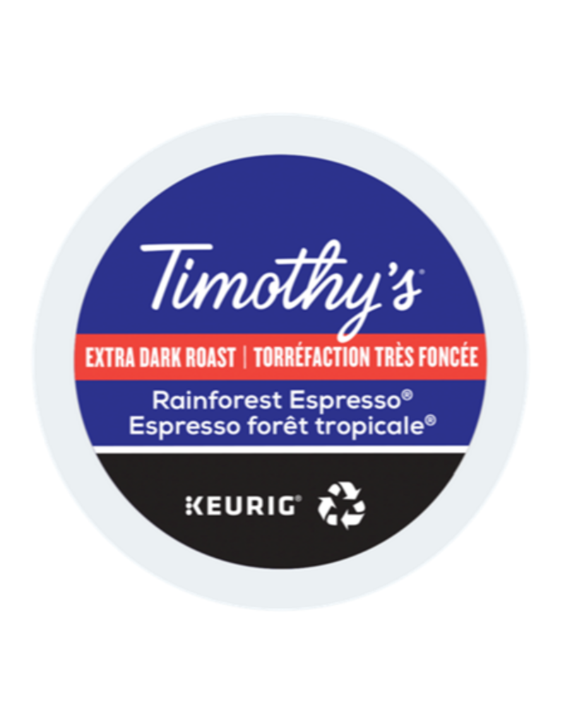 Timothy's Timothy's - Rainforest Espresso single