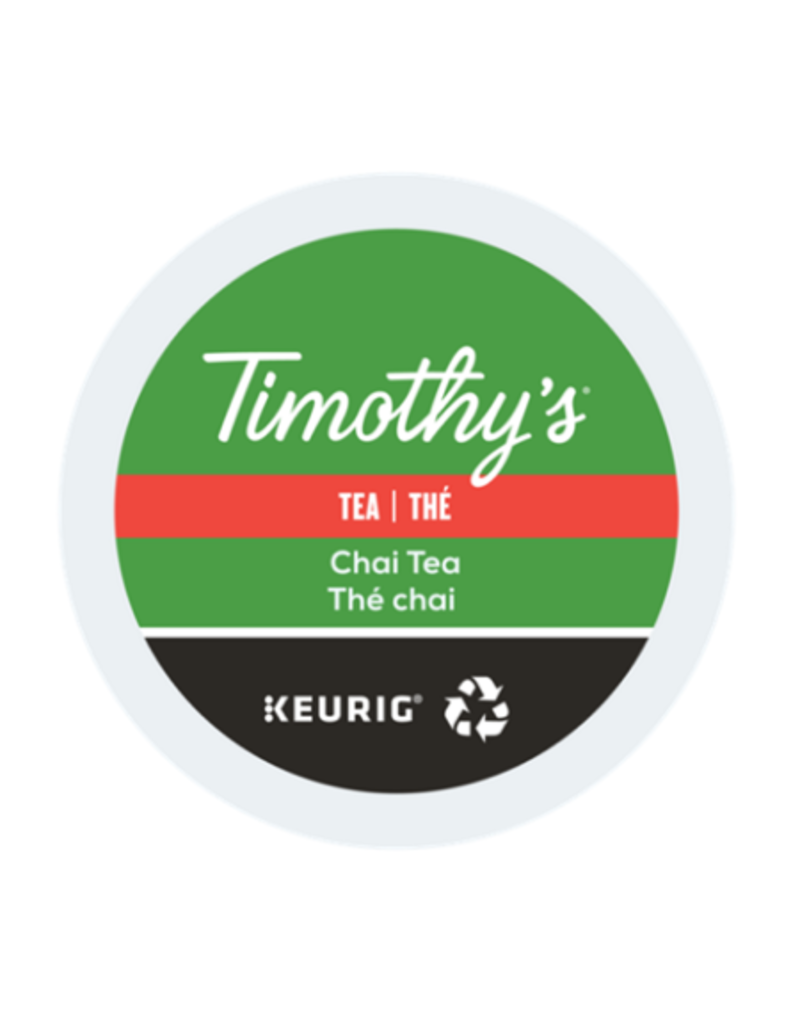 Timothy's Timothy's - Chai Tea single