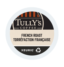 Tully's Tully's - French Roast single