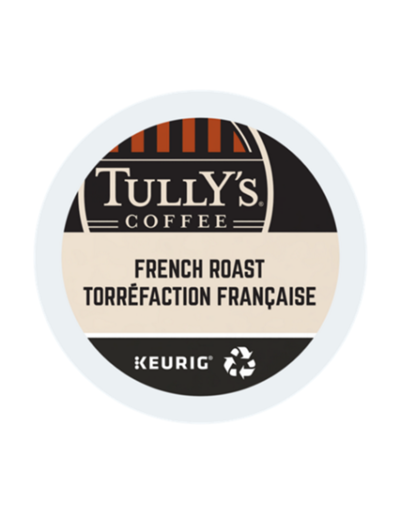 Tully's Tully's - French Roast single