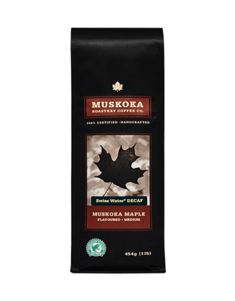 Muskoka Muskoka Bean - Maple Decaf 454g