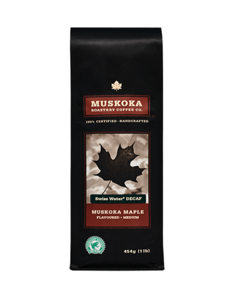 Muskoka Muskoka Bean - Maple Decaf