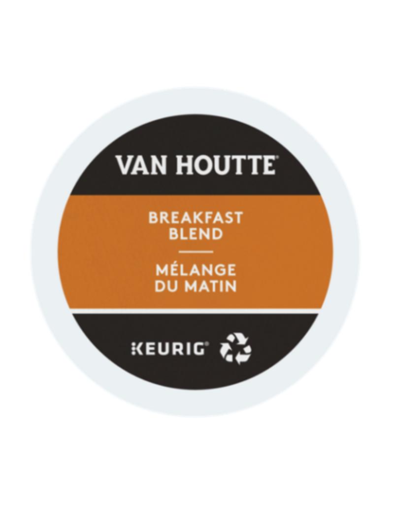 Van Houtte Van Houtte - Breakfast Blend single
