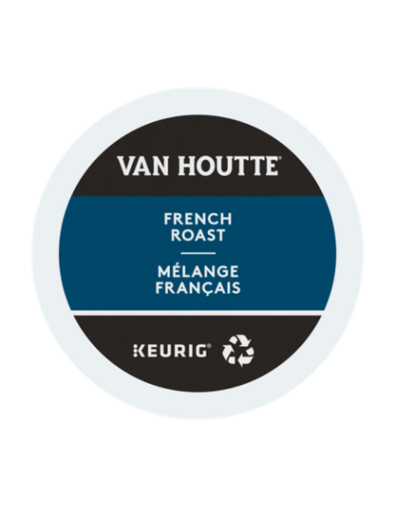 Van Houtte Van Houtte - French Roast single