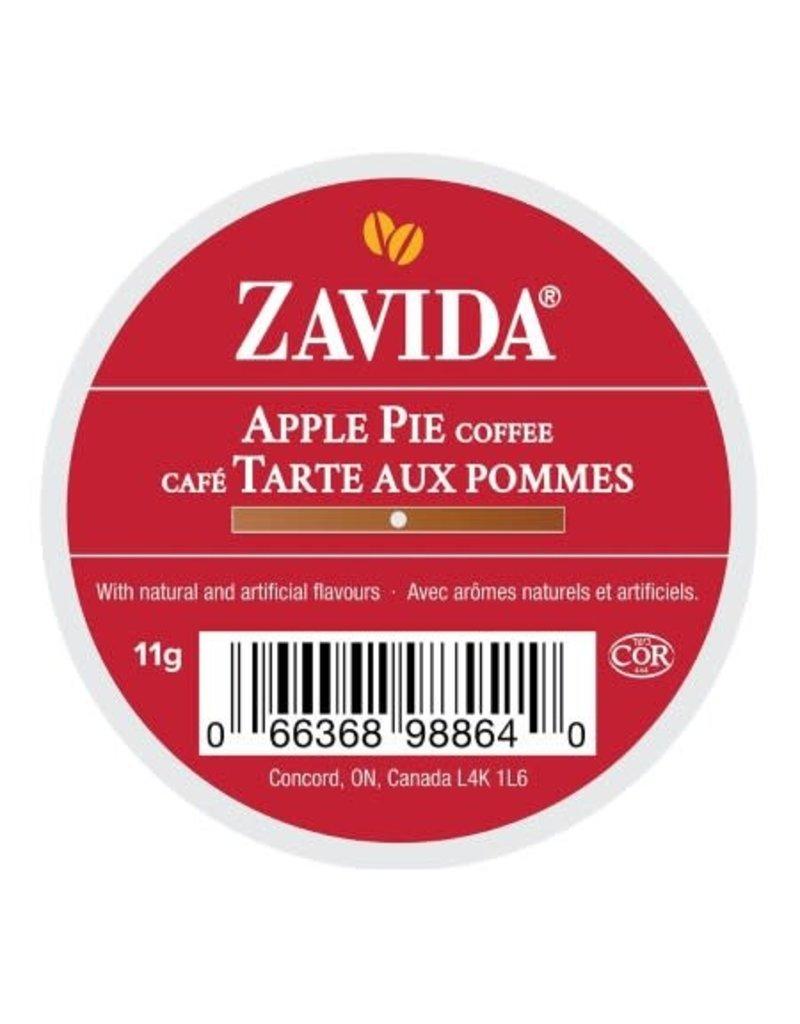 Zavida Zavida - Apple Pie single