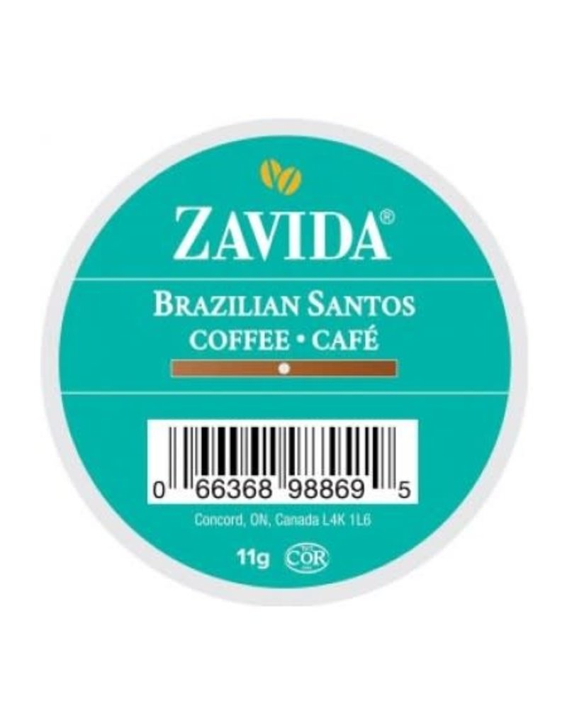 Zavida Zavida - Brazillian Santos single