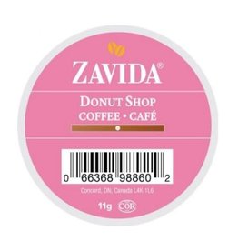 Zavida Zavida - Donut Shop single