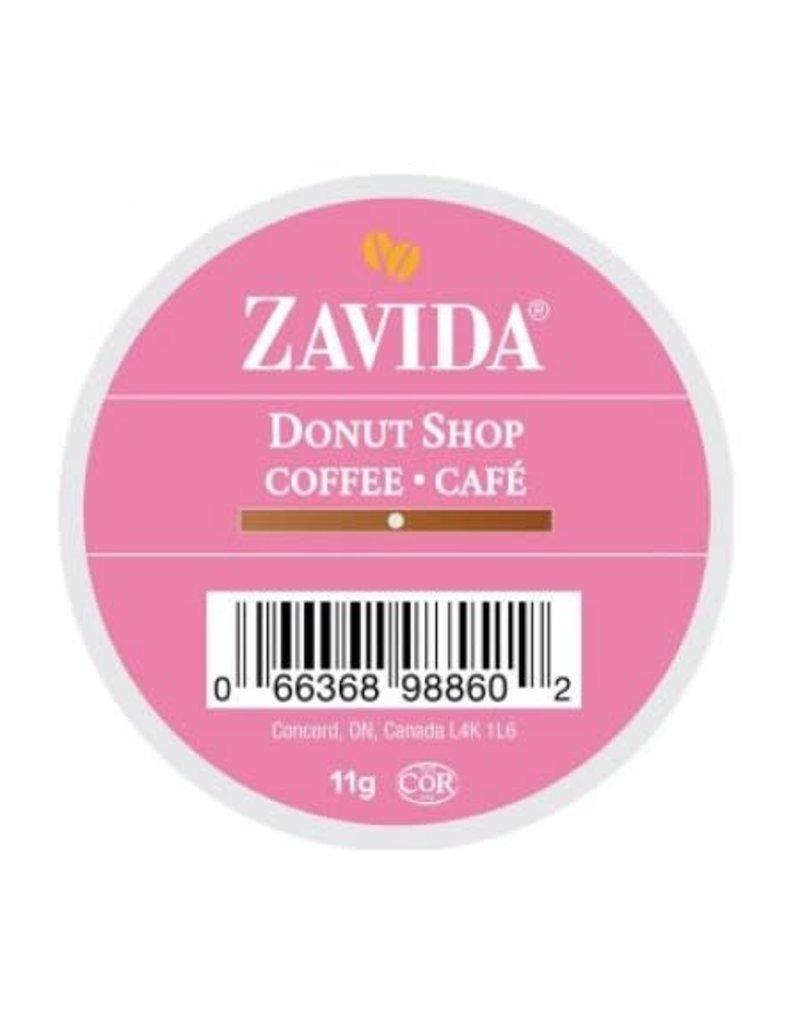 Zavida Zavida - Donut Shop single