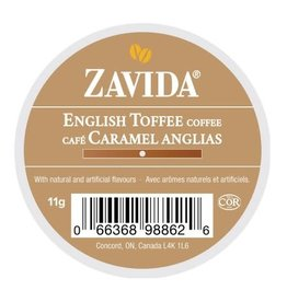 Zavida Zavida - English Toffee single