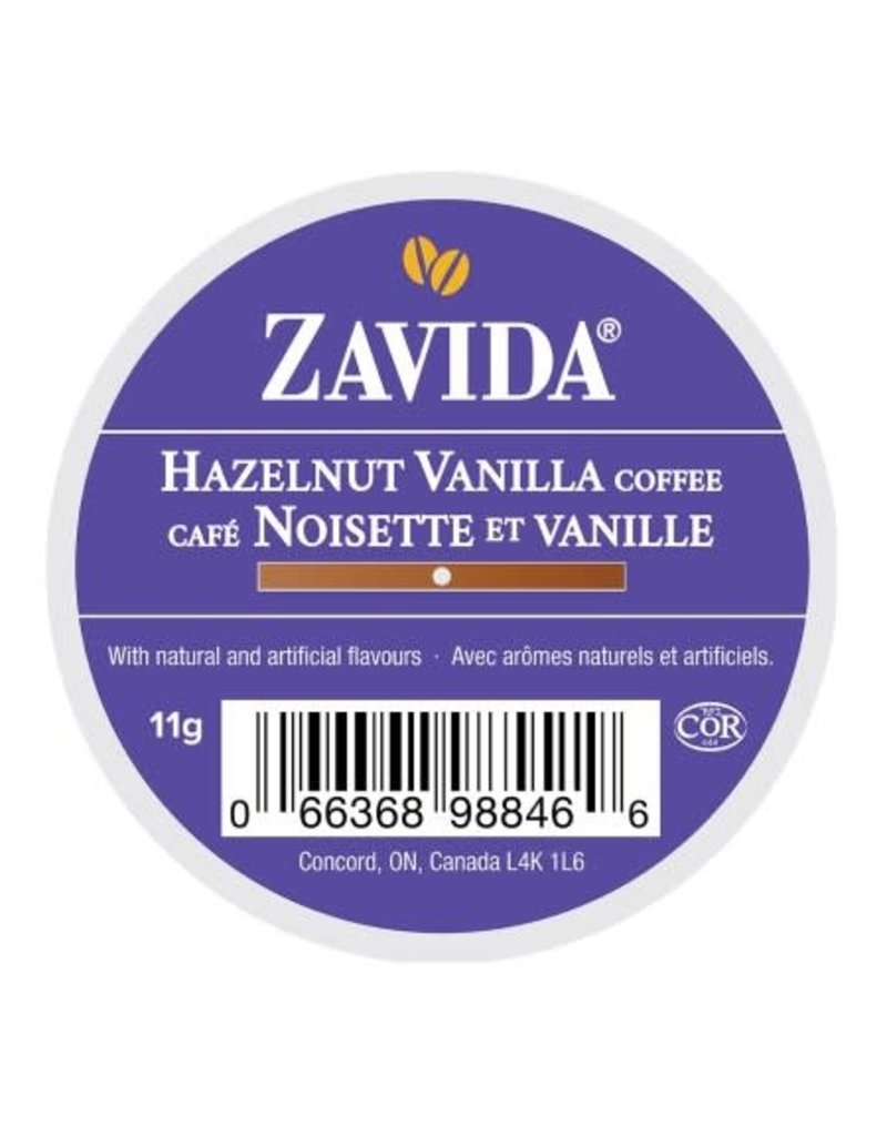 Zavida Zavida - Hazelnut Vanilla single