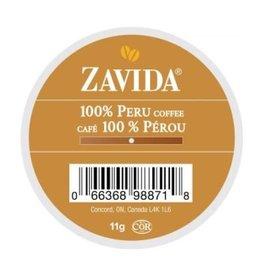 Zavida Zavida - Peru single
