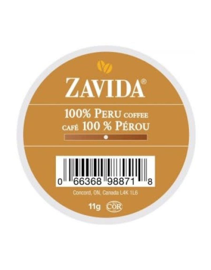 Zavida Zavida - Peru single