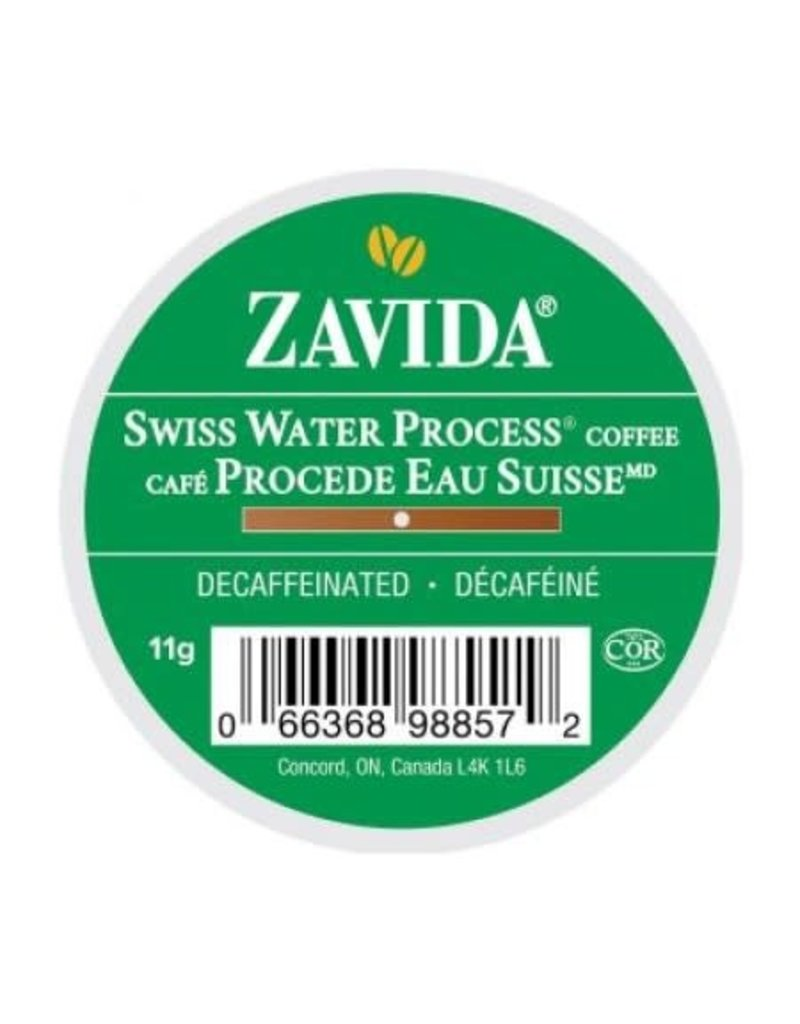 Zavida Zavida - Swiss Water Decaf single