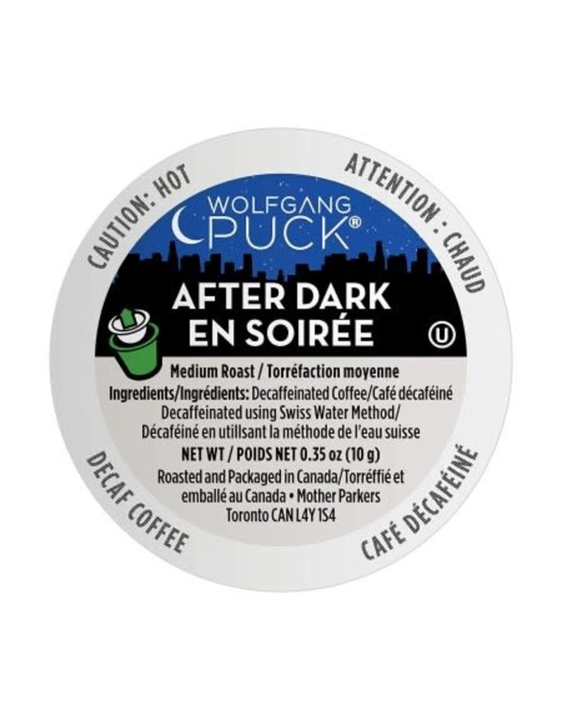 Wolfgang Puck Wolfgang Puck - After Dark Decaf single