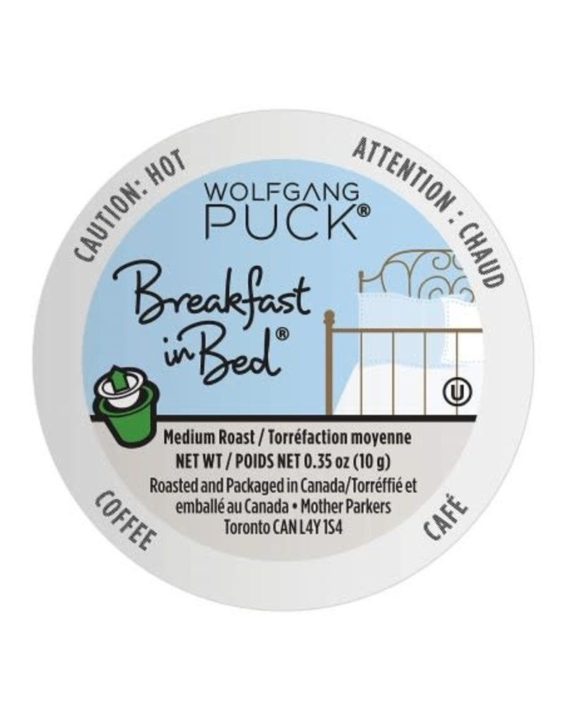 Wolfgang Puck Wolfgang Puck - Breakfast In Bed single